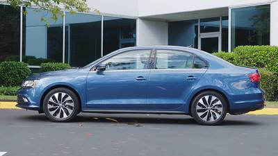 2017 Volkswagen Jetta Hybrid Reel