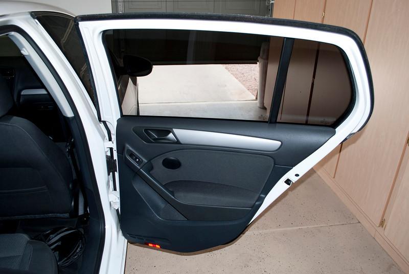MK6 Golf_rear door