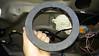 """Foam sealer installed on to speaker adapter from    <a href=""""http://www.car-speaker-adapters.com/items.php?id=SAK023""""> Car-Speaker-Adapters.com</a>"""