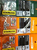 Crown Bolt stainless steel fasteners