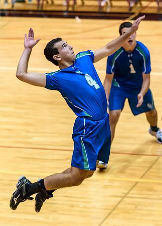 Boys Volleyball 2015
