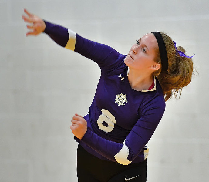 Port Byron at Christian Brothers Academy - Girls Volleyball