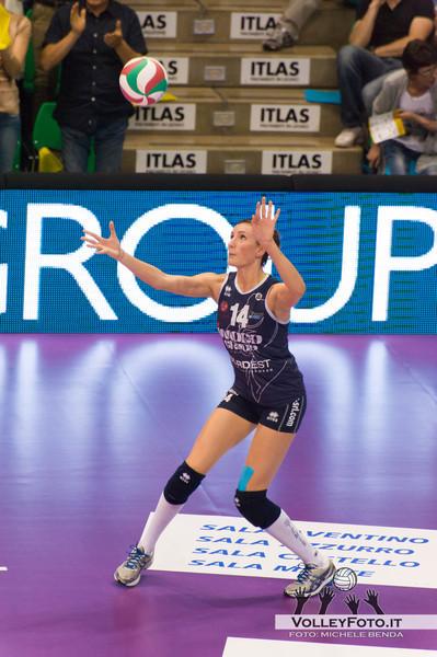 Imoco Volley Conegliano - Rebecchi Nordmeccanica Piacenza | Gara 1 - Finale Scudetto, Serie A1 Femminile (foto © Michele Benda)