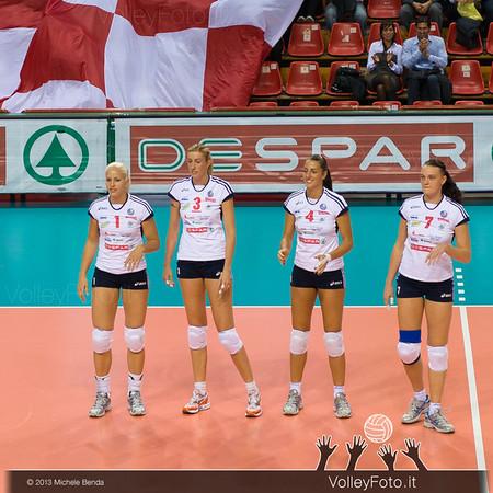 Staelens Kim, Togut Elisa, Crisanti Lucia, Dushkyevich Yevgeniya