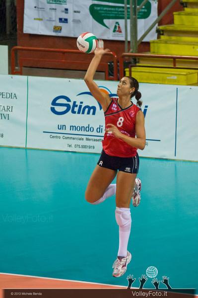 Simona Rinieri, battuta