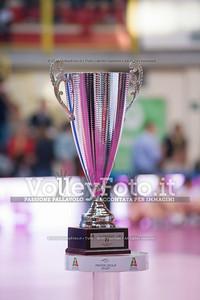 Il trofeo per la squadra che vincerà il Campionato Italiano