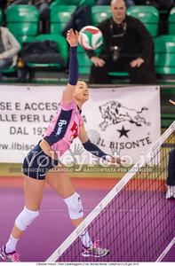 Serena ORTOLANI, attacco