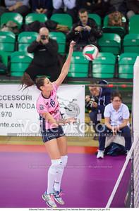 Valentina TIROZZI, attacco