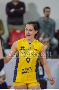 Chiara ARCANGELI, esulta