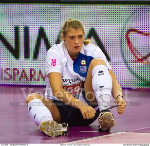 Tijana MALEŠEVIĆ #06  e Samanta FABRIS #18