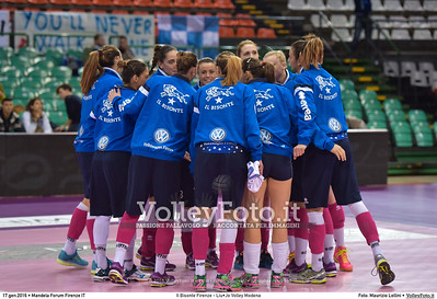 Il Bisonte Firenze - Liu•Jo Volley Modena 14ª giornata Campionato Serie A1 Femminile 2015-16.  Mandela Forum Firenze 17.01.2016 FOTO: Maurizio Lollini © 2016 Volleyfoto.it, all rights reserved [id:20160117.DSC_1223]