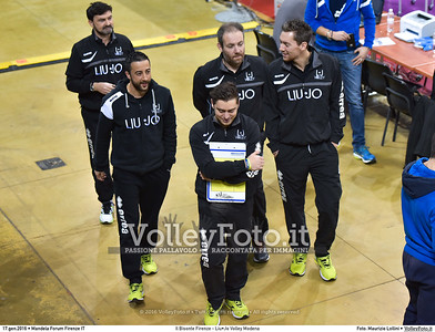 Il Bisonte Firenze - Liu•Jo Volley Modena 14ª giornata Campionato Serie A1 Femminile 2015-16.  Mandela Forum Firenze 17.01.2016 FOTO: Maurizio Lollini © 2016 Volleyfoto.it, all rights reserved [id:20160117.DSC_1208]