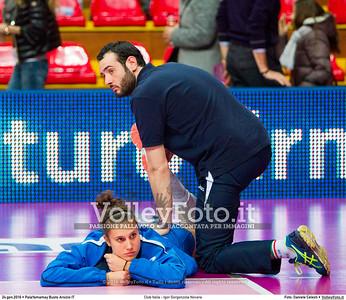 Club Italia - Igor Gorgonzola Novara 15ª giornata Campionato Serie A1 Femminile 2015-16.  PalaYamamay Busto Arsizio VA 24.01.2016 FOTO: Daniele Celesti © 2016 Volleyfoto.it, all rights reserved [id:20160124.Club Italia vs. Igor Gorgonzola Novara-14]