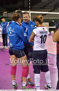 Il Bisonte Firenze - Südtirol Bolzano 18ª giornata Campionato Serie A1 Femminile 2015-16.  Mandela Forum Firenze 31.01.2016 FOTO: Maurizio Lollini © 2016 Volleyfoto.it, all rights reserved [id:20160131.DSC_2493]