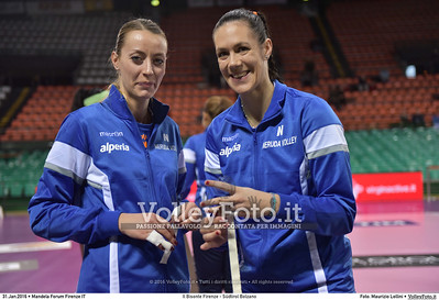 Il Bisonte Firenze - Südtirol Bolzano 18ª giornata Campionato Serie A1 Femminile 2015-16.  Mandela Forum Firenze 31.01.2016 FOTO: Maurizio Lollini © 2016 Volleyfoto.it, all rights reserved [id:20160131.DSC_2407]