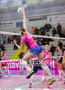 Savino del Bene Scandicci - Nordmeccanica Piacenza 17ª giornata Campionato Italiano di pallavolo femminile Serie A1 2015/16.  Palasport Scandicci FI, 03.02.2015 FOTO: Daniele Celesti © 2016 Volleyfoto.it, all rights reserved [id:20160203.Scandicci vs- Piacenza-41]