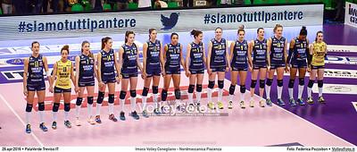 Imoco Volley Conegliano - Nordmeccanica Piacenza