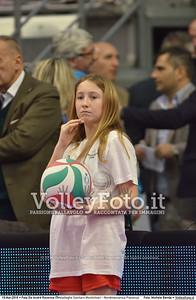 Metalleghe Sanitars Montichiari - Nordmeccanica Piacenza SemiFinale 38ª Coppa Italia 2016 Serie A1F.  Pala De Andrè Ravenna 19.03.2016 FOTO: Michele Benda © 2016 Volleyfoto.it, all rights reserved [id:20160319.MBQ_6743]