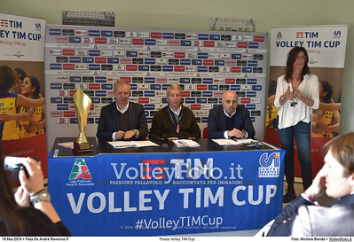 Finale Volley TIM Cup Pala De Andrè Ravenna 20.03.2016 FOTO: Michele Benda © 2016 Volleyfoto.it, all rights reserved [id:20160319.MB2_4789]