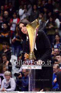 Premiazioni Coppa Italia 2016 Premiazioni Coppa Italia 2016.  Pala De Andrè Ravenna 20.03.2016. FOTO: Michele Benda © 2016 Volleyfoto.it, all rights reserved [id:20160320.MBQ_7935]