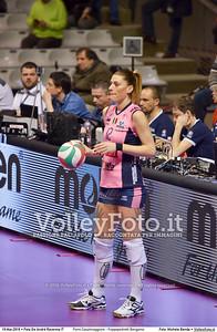 Pomì Casalmaggiore - Foppapedretti Bergamo SemiFinale 38ª Coppa Italia 2016 Serie A1F.  Pala De Andrè Ravenna 19.03.2016 FOTO: Michele Benda © 2016 Volleyfoto.it, all rights reserved [id:20160319.MBQ_7299]