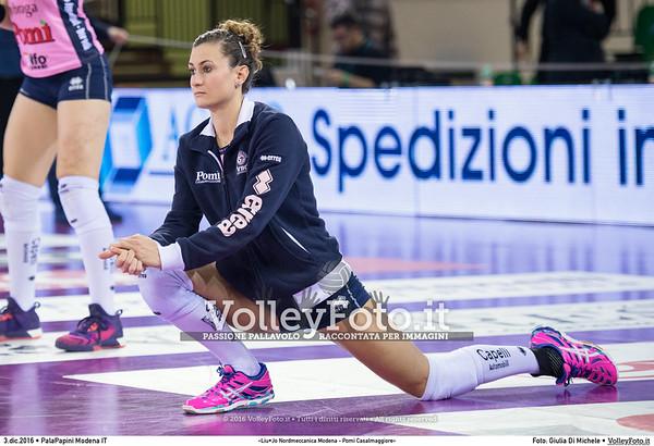 «Liu•Jo Nordmeccanica Modena - Pomì Casalmaggiore»