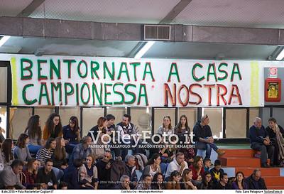 Club Italia Crai - Metalleghe Montichiari