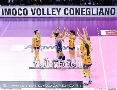 «Imoco Volley Conegliano - Liu•Jo Nordmeccanica Modena»