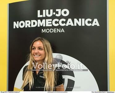 Liu•Jo Nordmeccanica Modena
