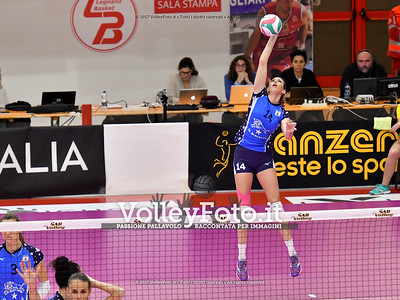 «Sab Volley Legnano - Il Bisonte Firenze»