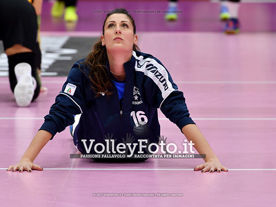 «Sab Volley Legnano - Il Bisonte Firenze»