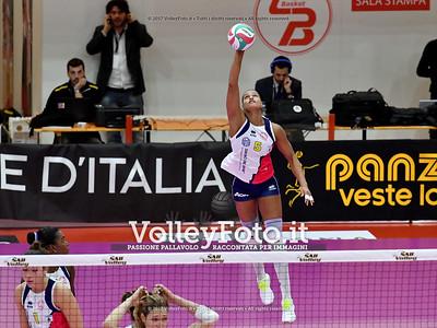 «Sab Volley Legnano - Savino del Bene Scandicci»