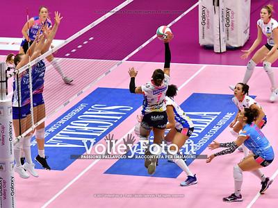 «Saugella Team Monza - Igor Volley Novara»