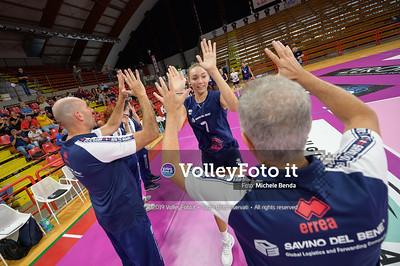 """Bartoccini Fortinfissi Perugia vs Savino del Bene Scandicci, Memorial """"Iacone"""" IT, 28 settembre 2019. Foto: BENDA per VolleyFoto.it [riferimento file: 2019-09-28/_NZ64339]"""