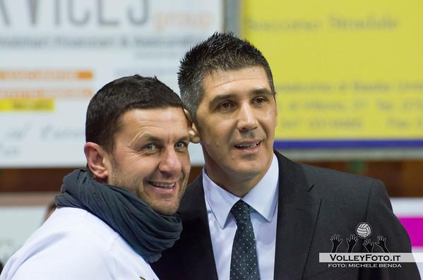 SIR Safety Perugia - Tonno Callipo Vibo Valentia  10ª Giornata di ritorno, Campionato Italiano di Volley Maschile Serie A1, 2012/13