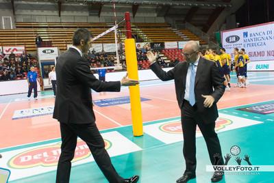 SIR Safety Perugia - BCC-NEP Castellana Grotte  3ª Giornata di ritorno, Campionato Italiano di Volley Maschile, Serie A1, 2012/13