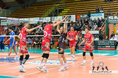 Sir Safety Perugia - Bre Banca Lannutti Cuneo 11a Giornata andata Regular Season - Campionato Italiano di Volley Maschile Serie A1 - 2012/13
