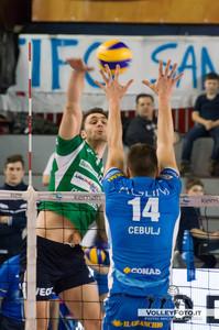 Vivi Altotevere San Giustino - Bre Banca Lannutti Cuneo > 9ª Giornata di ritorno, Campionato Italiano di Volley Maschile, Serie A1, 2012/13