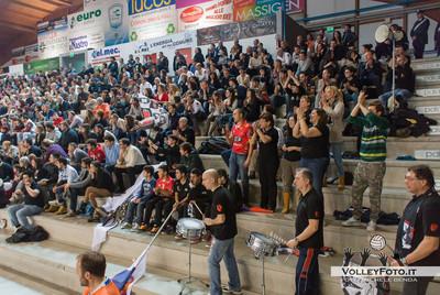 Vivi Altotevere San Giustino - SIR Safety Perugia 5ª Giornata Ritorno, Campionato Italiano Volley Maschile Serie A1 - 2012/13