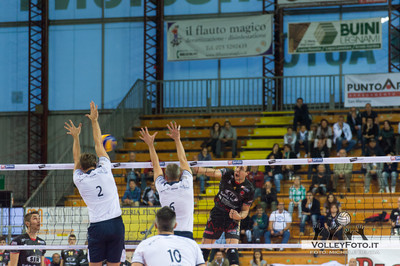SIR Safety Perugia - Marmi Lanza Verona / 4a giornata andata regular season Campionato Italiano di Volley Maschile Serie A1