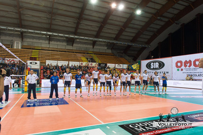 SIR Safety Perugia - Marmi Lanza Verona / 4a giornata andata regular season Campionato Italiano di Volley Maschile Serie A1