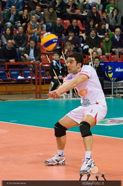 MARRA Davide (Piacenza) bagher