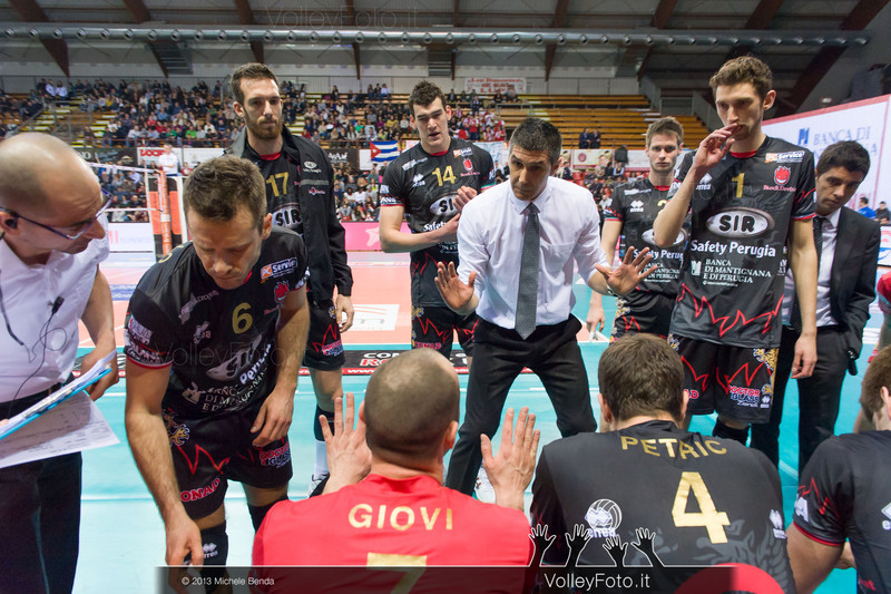 Perugia time out - Kovac Slobodan