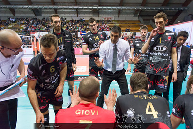 Perugia time out - Kovac Slobodan