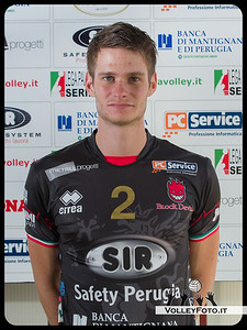 "2. Floris Van Rekom ""MANGUSTA"" SIR Safety Perugia [A1/M] 2012/13"
