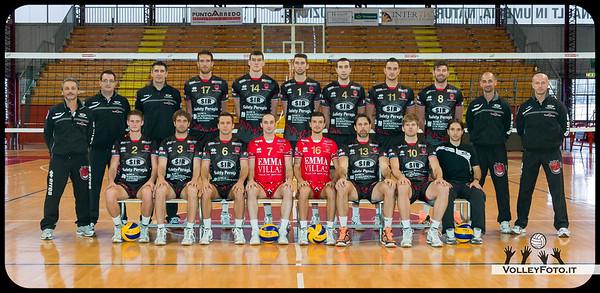 Sir Safety Perugia SIR Safety Perugia [A1/M] 2012/13