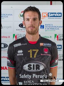 "17. Andrea Semenzato ""IRON"" SIR Safety Perugia [A1/M] 2012/13"