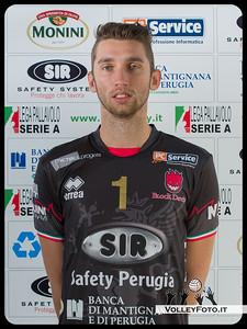 "1. Aimone Alletti ""FARAONE"" SIR Safety Perugia [A1/M] 2012/13"