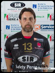 "13. Goran Vujevic ""LUPO"" SIR Safety Perugia [A1/M] 2012/13"