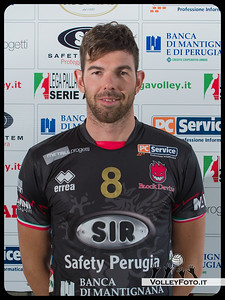 "8. Daniele Tomassetti ""UNCINO"" SIR Safety Perugia [A1/M] 2012/13"